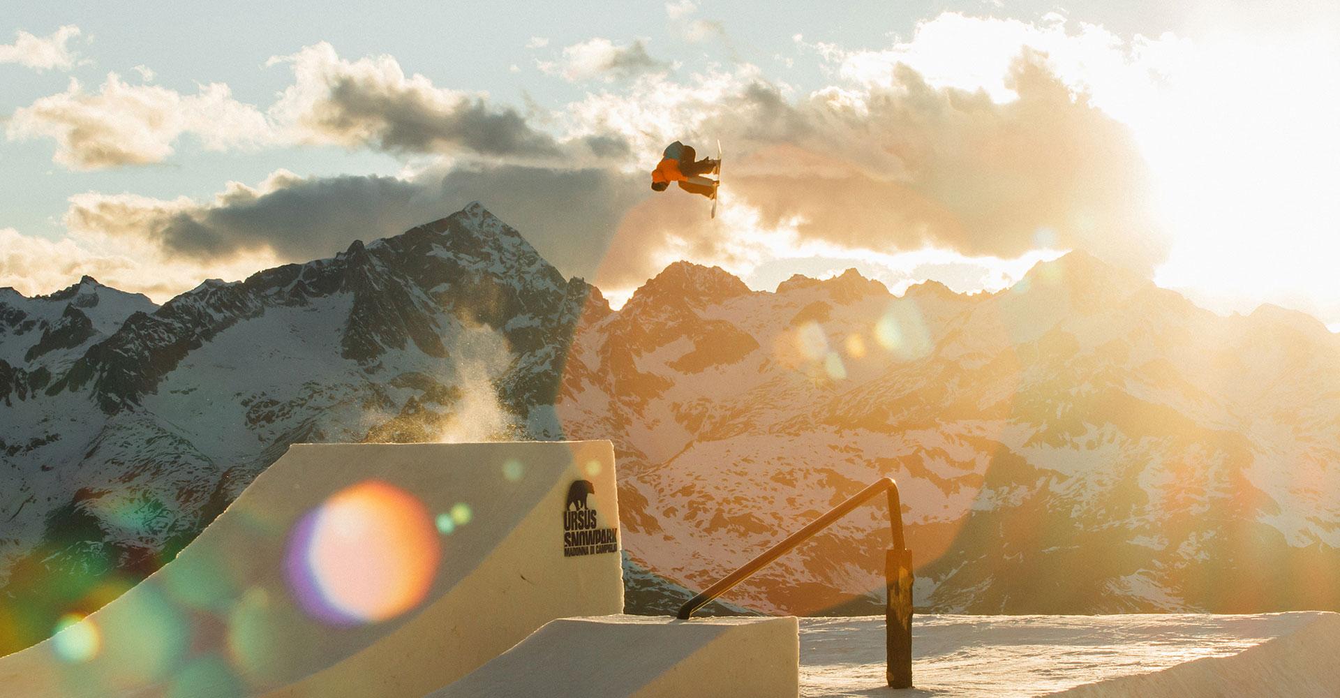 Ursus Snowpark slide 2