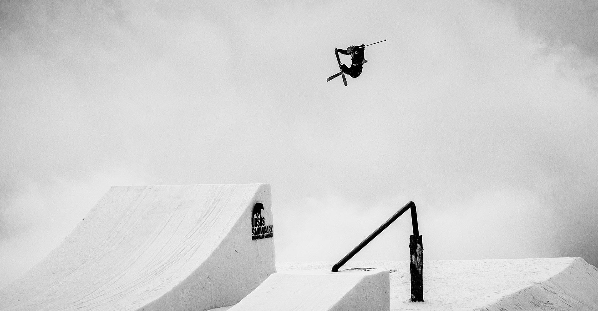 Ursus Snowpark slide 3